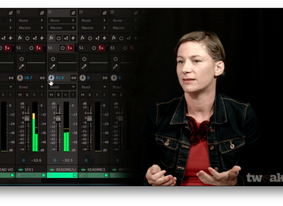 Radio Production Masterclass – Zoe Comyns